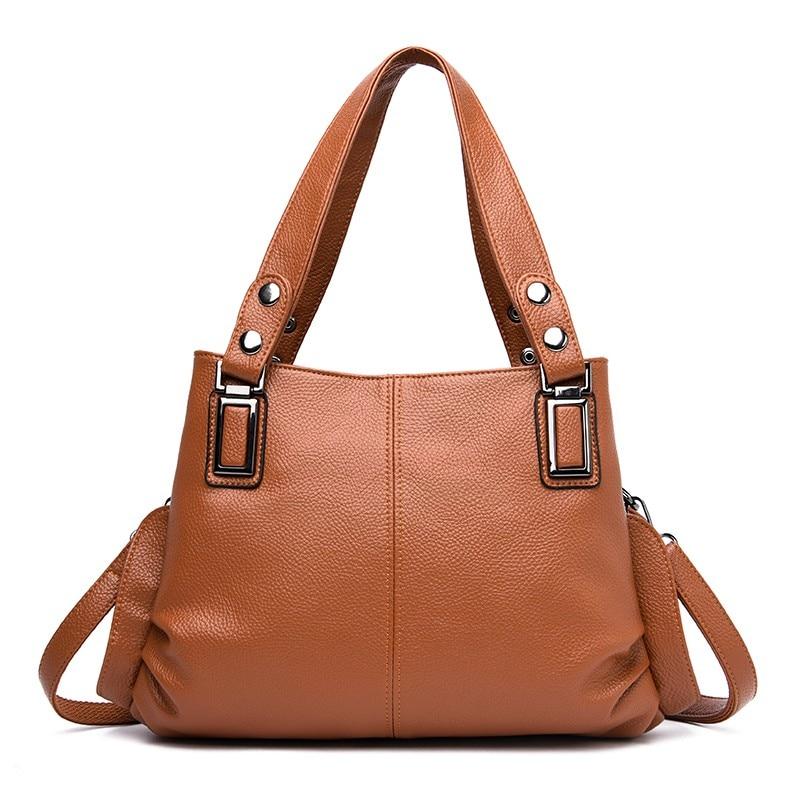 Bolso de mano grande de piel sintética para mujer, bolso de mano grande para mujer 2020, bolso de hombro de lujo, bolsos de marca de diseñador famoso