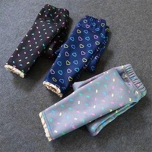 Mallas gruesas de terciopelo para niños y niñas, pantalones infantiles, ropa de otoño e invierno, 2020
