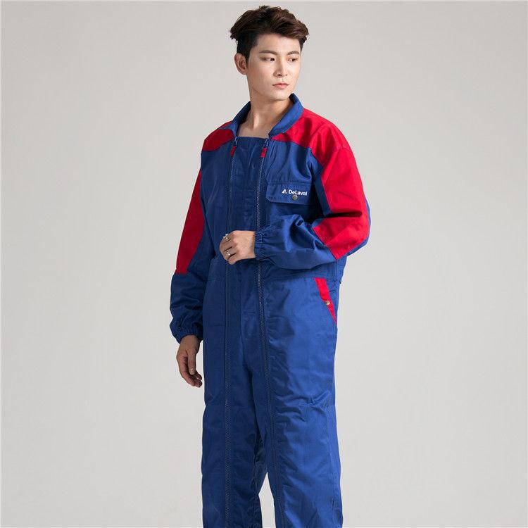 Рабочая одежда, рабочая одежда, одежда для мужчин и женщин, Рабочая Униформа с длинным рукавом, рабочая одежда для автомастерской, Комбинезо...