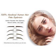 Neitsi-faux sourcils 100% naturels   Sourcils pour femmes, faux sourcils, faits à la main