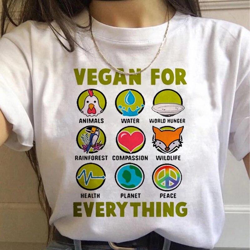 Camiseta un manches courtes pour femmes estival prints dessin anime Camiseta con...