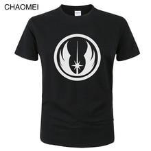 2019 mode été marque Star Wars Jedi ordre T-shirt hommes 100% coton T-shirt à manches courtes Cool imprimé t-shirts unisexe vêtements C94