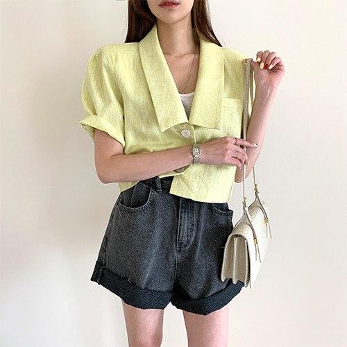 Women Summer Coat 8115#