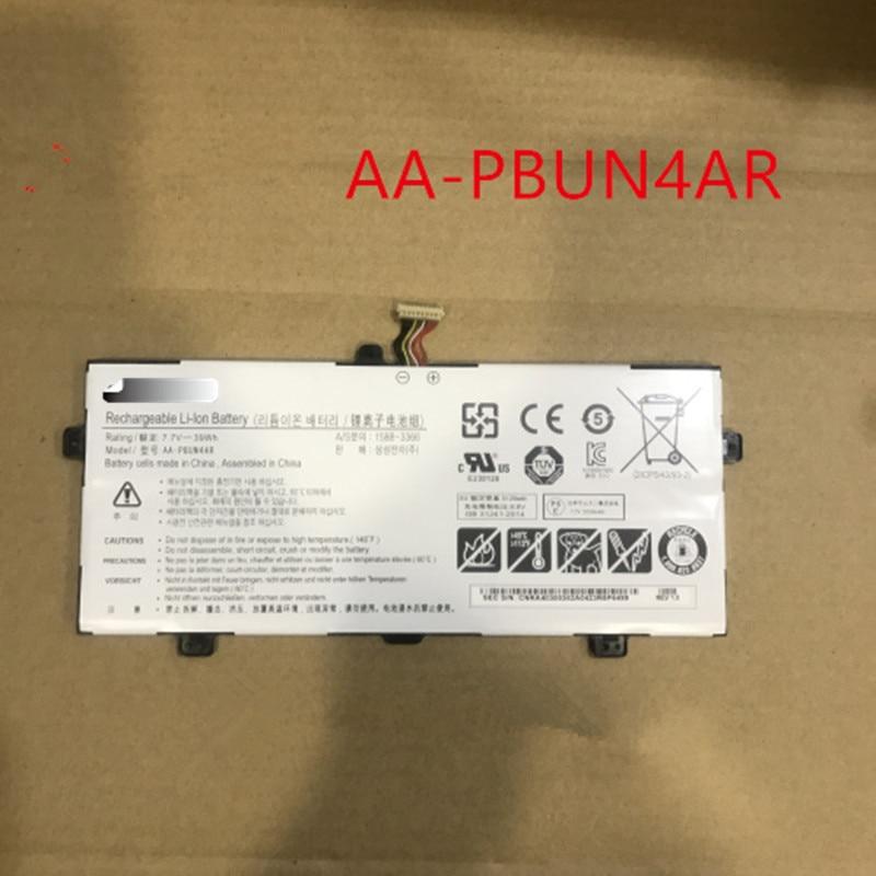 7.7V 39Wh Genuine AA-PBUN4AR Laptop Battery for Samsung NP900X5L NP940X3L NT901X5L BA43-00375A