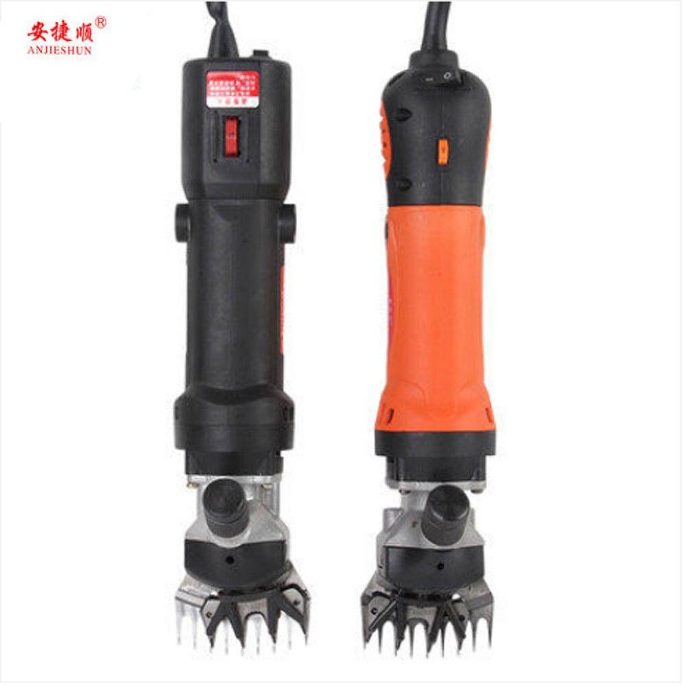 Anjieshun 690W time-saving labor-saving household multi-function electric wool shears 6speed variable speed electric wool shears