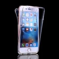 360 full body silicone case for iphone 11 12 pro max x xr xs shockproof soft phone cover for iphone 8 plus 7 6s 6 5 se2 12 mini
