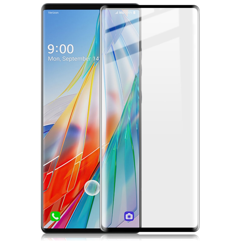 aliexpress.com - For LG Wing 5G 2020 Premium Tempered Glass Film Screen Protectors  3D Curved Full Front Protector Cover Explosion proof