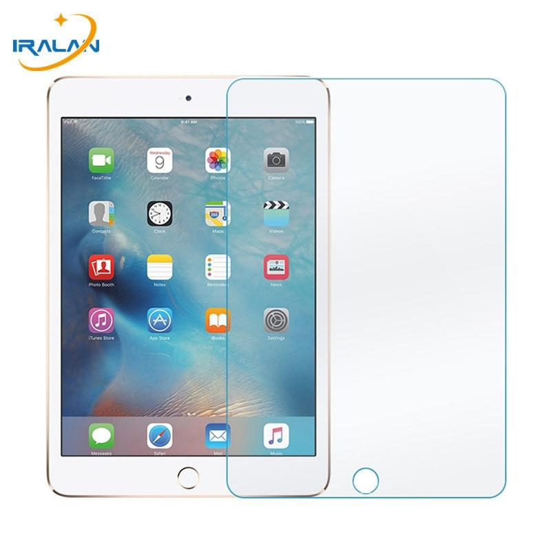 Gehärtetem Glas für ipad air 1 2 ipad mini 2 3 4 5 6 hd screen protector 9h schutz glas für NEUE Ipad 2018 9,7 10,5 11 zoll