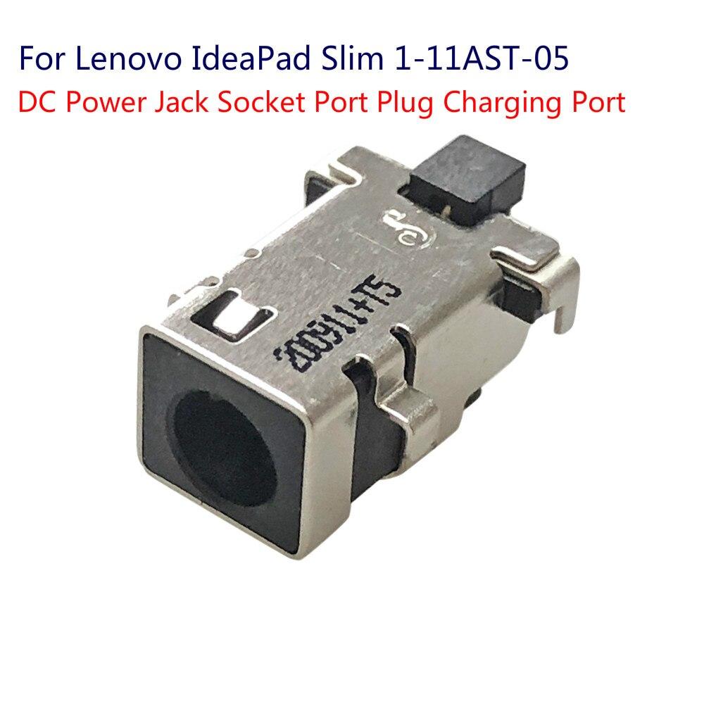 لينوفو IdeaPad ضئيلة 1-11AST-05 تيار مستمر مقبس الطاقة مقبس ميناء التوصيل ميناء الشحن