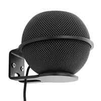 Support mural en acrylique Transparent pour HomePod  Mini haut-parleur intelligent  Support de boite de son Durable