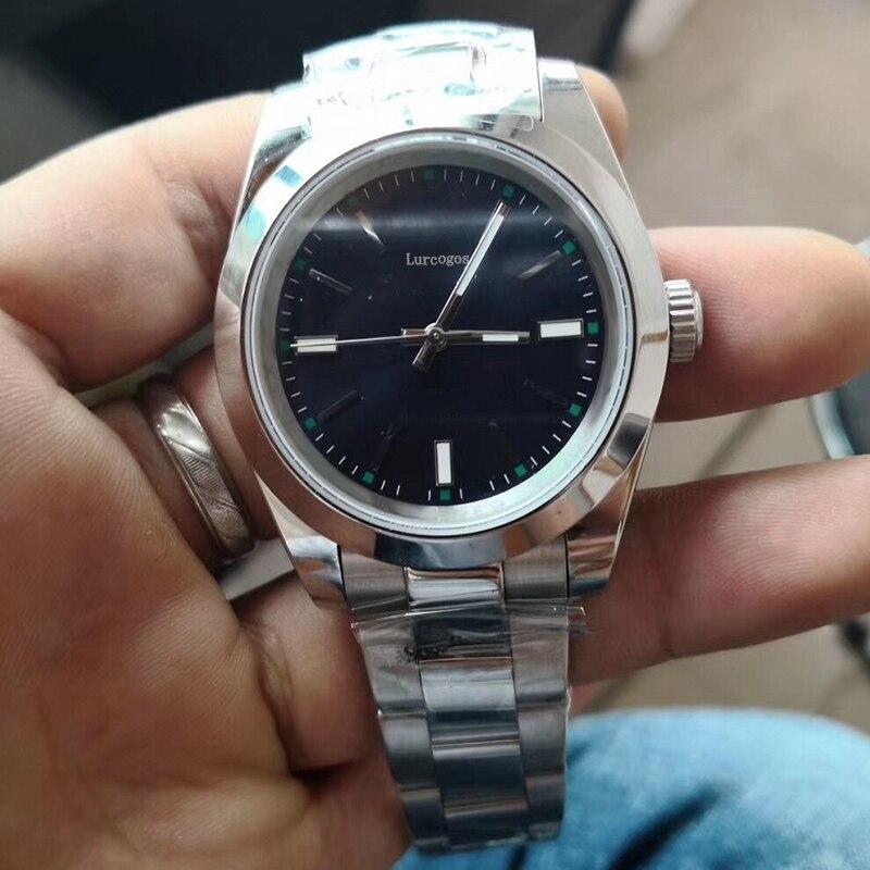 Мужские Роскошные часы aaa 2813, автоматические часы AIR KING, спортивные часы с самозаводом, модные наручные часы 40 мм