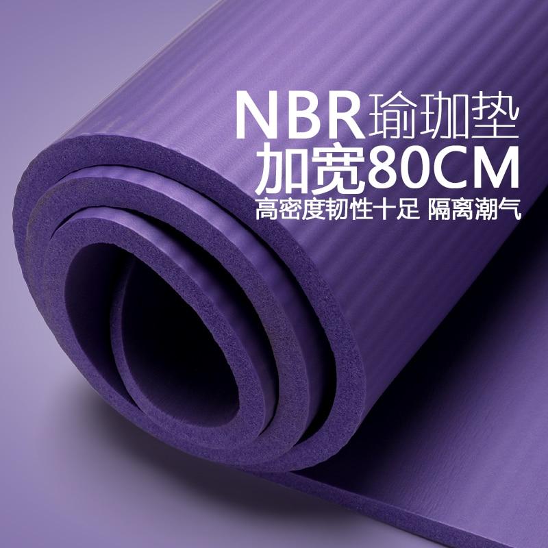 Bolsa de transporte antideslizante para Yoga, alfombra para gimnasio y Yoga, 15mm...