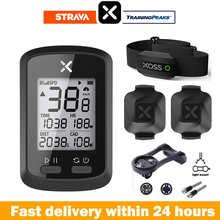 XOSS GPS Cycling Computer G Plus Wireless Bike Speedometer Bluetooth Cycling Tracker Waterproof Road Bike MTB Bicycle Computer