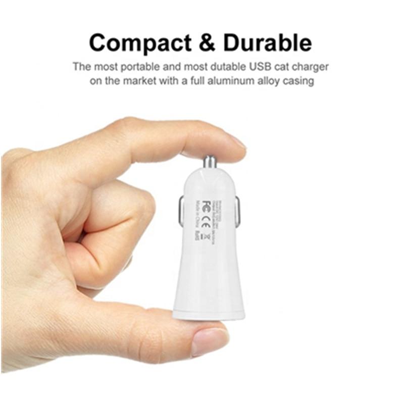 USB одиночный порт для автомобиля, супер быстрая зарядка Qc 3,0, 18 Вт, автомобильная зарядка, прикуриватель, автоматическое Беспроводное зарядн...
