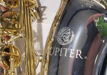 Jupiter JTS1100SG srebrny niklowany saksofon tenorowy nowy marka B płaski saksofon imstrents szybka wysyłka