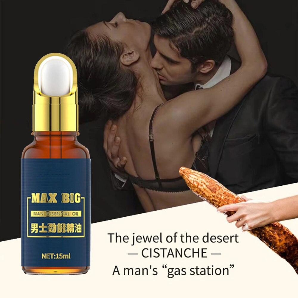Penis Thickening Growth Aldult Man Big Dick Enlargment Liquid Cock Erection Enhance Health Care Enla