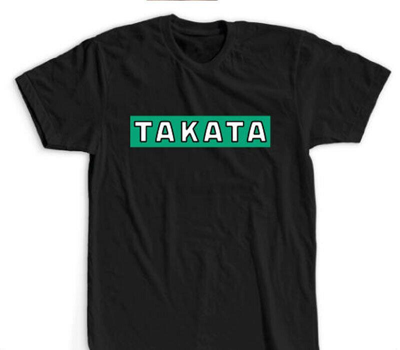 Limited Edition Takata Racing Harness Belt Logo New T-Shirts Size S-3Xl