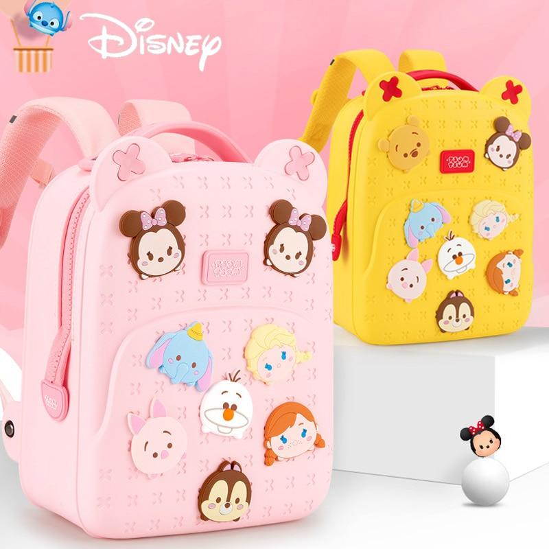 Disney Tsum Tsum-حقيبة ظهر للأطفال ، حقيبة ظهر مدرسية ، رسوم متحركة ، للأطفال ، حقائب مدرسية للبنات والأولاد