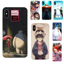 TPU Case Mobile For Xiaomi Redmi Mi 4 7A 9T K20 CC9 CC9e Note 7 8 9 Y3 SE Pro Prime Go Play Cool Best 2016 New Arriv Big Hero 6