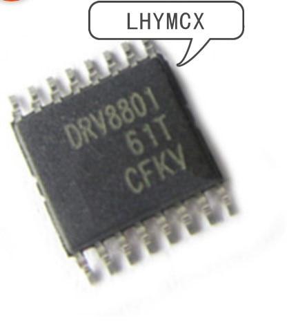 10 piezas DRV8801PWPR DRV8801PW DRV8801 HTSSOP16