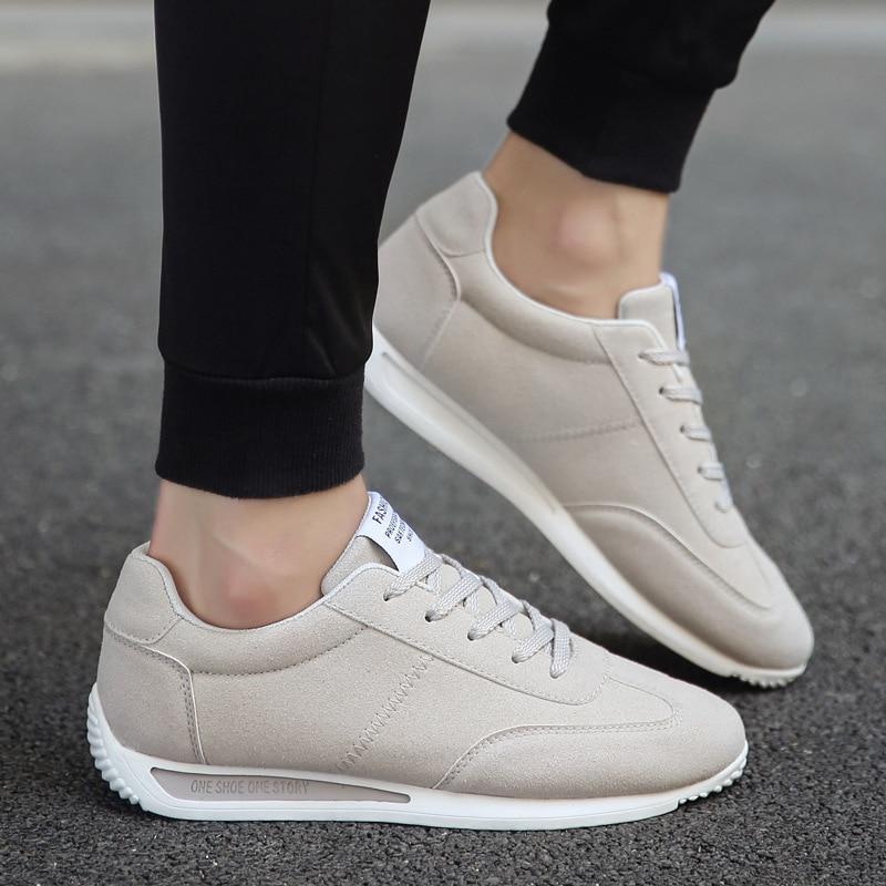2019 New Style Suede Breathable Cortez Classic Versatile Low Top Sneakers Men's Casual Trendy Shoes Fashion & Sports Shoe