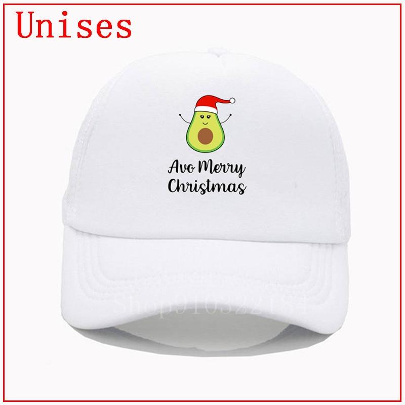Avo feliz natal abacate citação trocadilho trump bonés de beisebol feminino ducati-bonés de beisebol alta rabo de cavalo chapéu de cetim bonés de beisebol