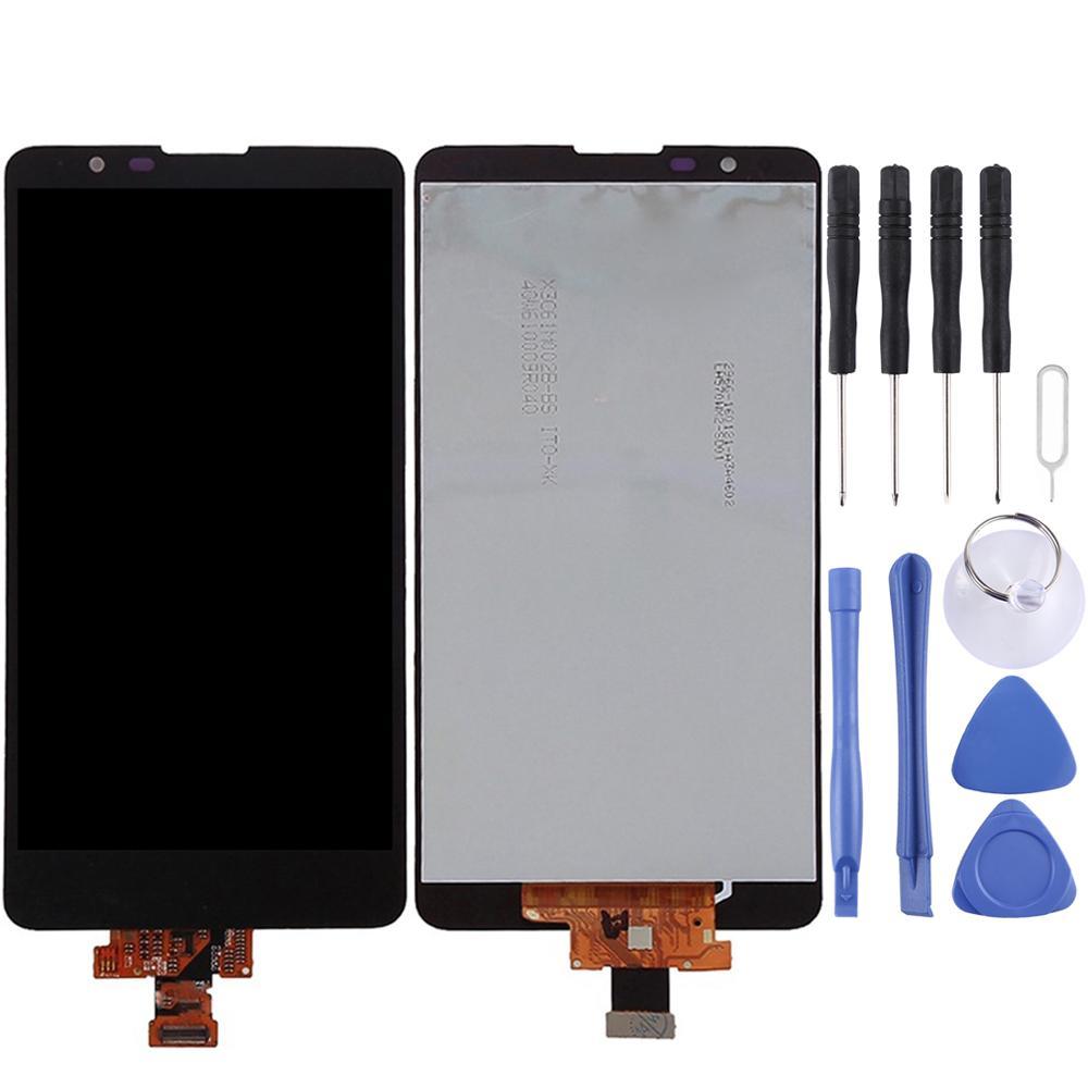 IPartsBuy ЖК-экран и дигитайзер полная сборка для LG Stylus 2 / K520