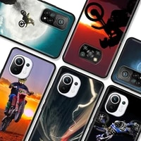 phone case for xiaomi pocophone f1 poco x3 nfc x3 gt x3 pro m3 pro 5g f3 gt cover back funda capa moto cross motorcycle sports