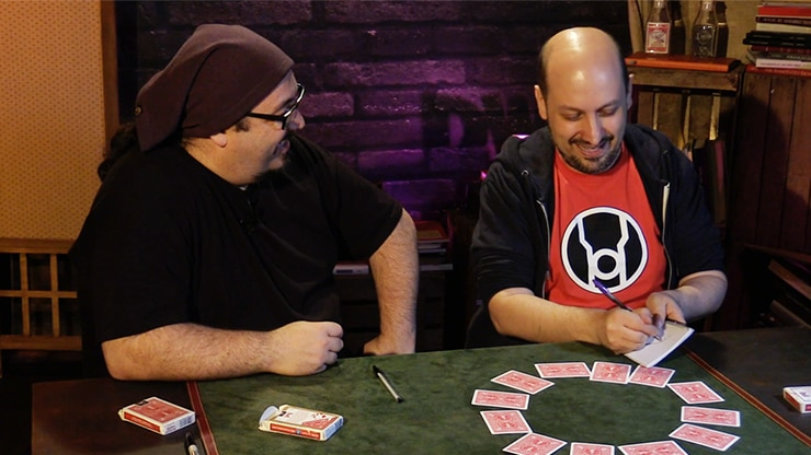 2019  D & W Dani and Woody by Grupokaps  Magic Instructions  Magic trick недорого