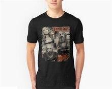 3 de HELL MOVIE HORROR robar ZOMBIE Vintage camiseta negra, el mejor regalo para amigos camiseta Popular