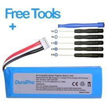 DuraPro 6200mAh bateria do JBL Charge 2 + /Charge 2 Plus /Charge 3 2015 wersja wymień baterię głośnika GSP1029102R