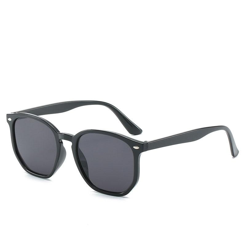 2020 New Fashion Mirror Sunglasses Men Women Brand Designer Retro Round Colorful Sun Glasses Vintage