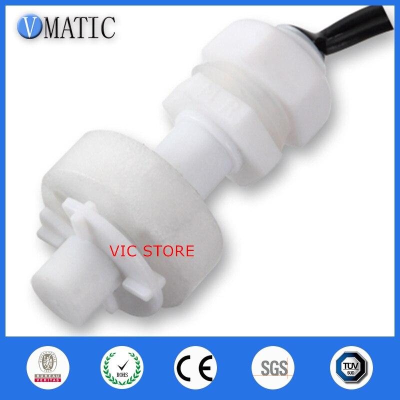 شحن مجاني Vc0825-P التبديل تعويم الكرة السائل 220 فولت نوع التبديل الإلكترونية مستوى المياه الاستشعار