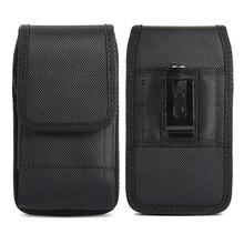 Phone Pouch Waist Case For Asus ZenFone V Live V500KL Phone Bag For BlackBerry Classic Q20 / Evolve X /Key2 Clip Belt Phone Case