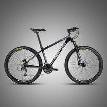 Pulgadas, bicicleta de montaña Tw3900xc, doble freno de disco, velocidad 27-Velocidad Variable, vehículo todoterreno, nueva aleación de aluminio 29