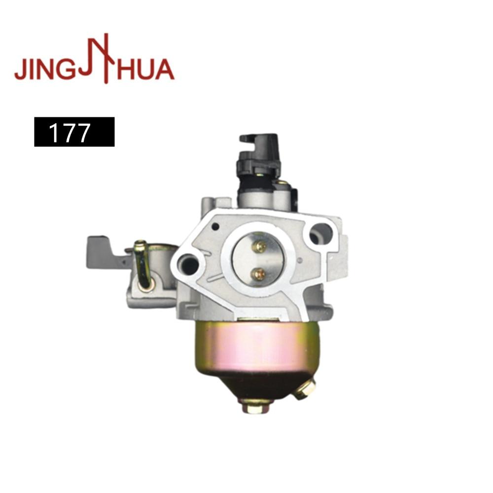 جينغ هوا 177 المكربن لهوندا GX240 GX270 173F 177F 8HP 9HP الغاز محرك مضخة مياه غسالة الضغط جزازة العشب