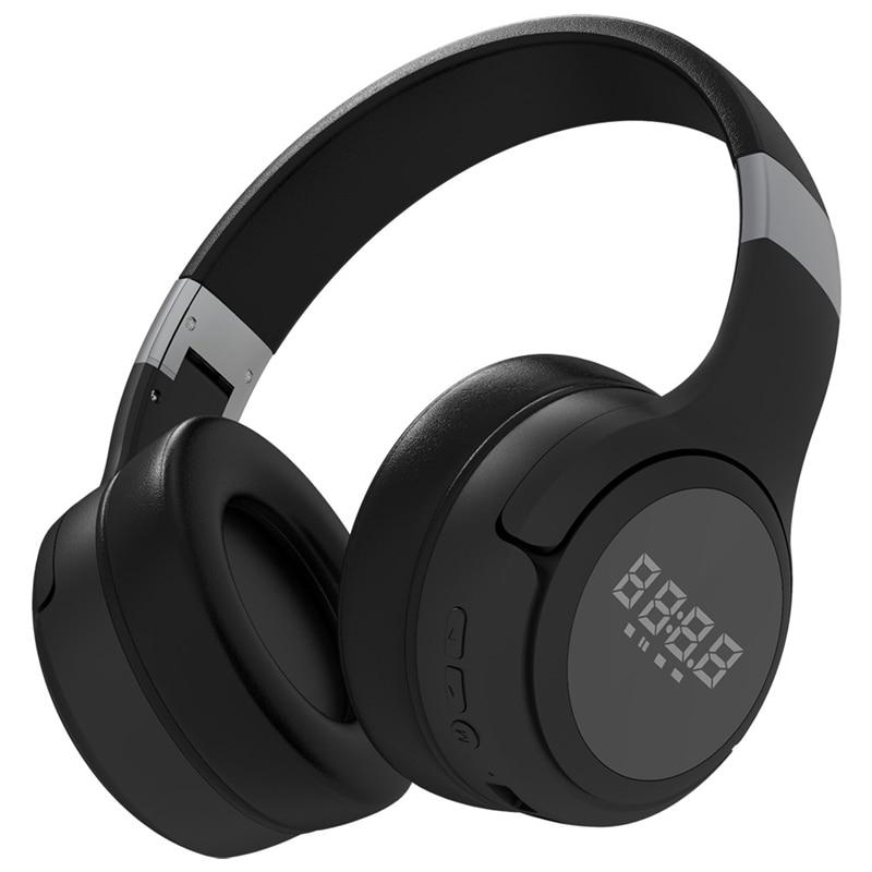 Беспроводные наушники ZEALOT B28, Bluetooth гарнитура, складные стереонаушники, игровые наушники с микрофоном