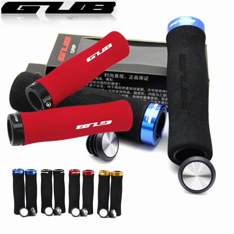 85g/pair Cycling Grip GUB G-509 Bicycle Foam Grips MTB Folding Bike Soft Comfortable Anti-Slip Sponge Handlebar