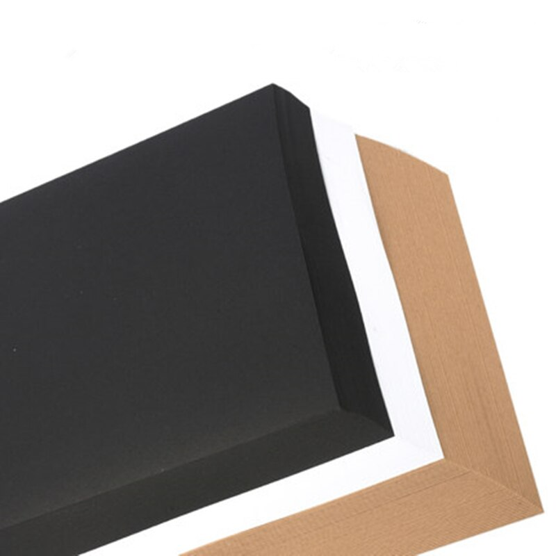 (50 Piecs/Lot) Retro A4 Kraft Thick Cardboard Cover Paper Blank DIY Painting Sketch Paper Hard Kraft Black White Copy Paper