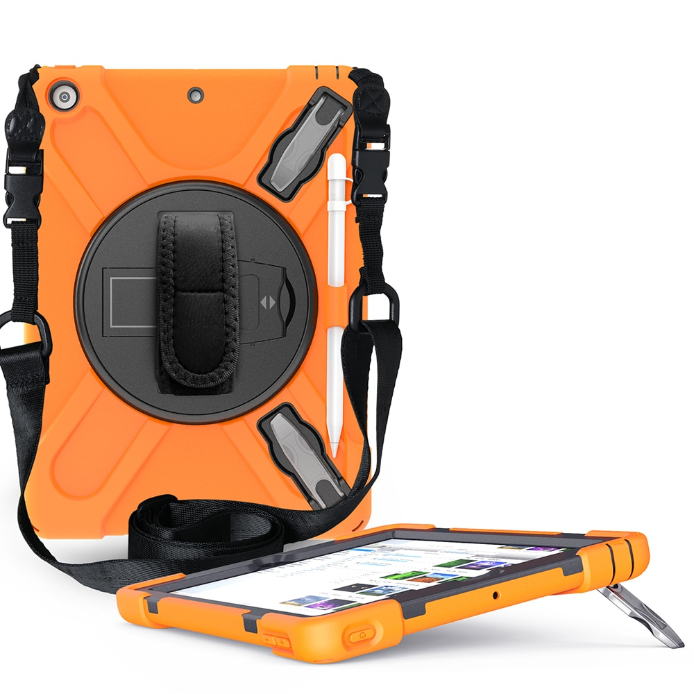 for A2200 Cover Shokproof iPad Armor 10.2 Heavy Kids A2429 A2428 A2198 Case A2270 A2197
