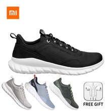 Кроссовки мужские для бега Xiaomi Mijia FREETIE, легкие дышащие, легкая обувь для отдыха на открытом воздухе
