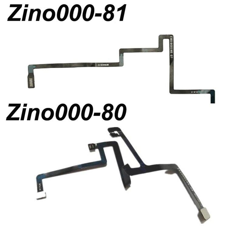 Hubsan Zino H117S RC Drone Part HY010C PTZ Gimbal Camera Drive Image FPC Signal Flex Flat Cable Ribbon Wire Cam ZINO000-58-80-81