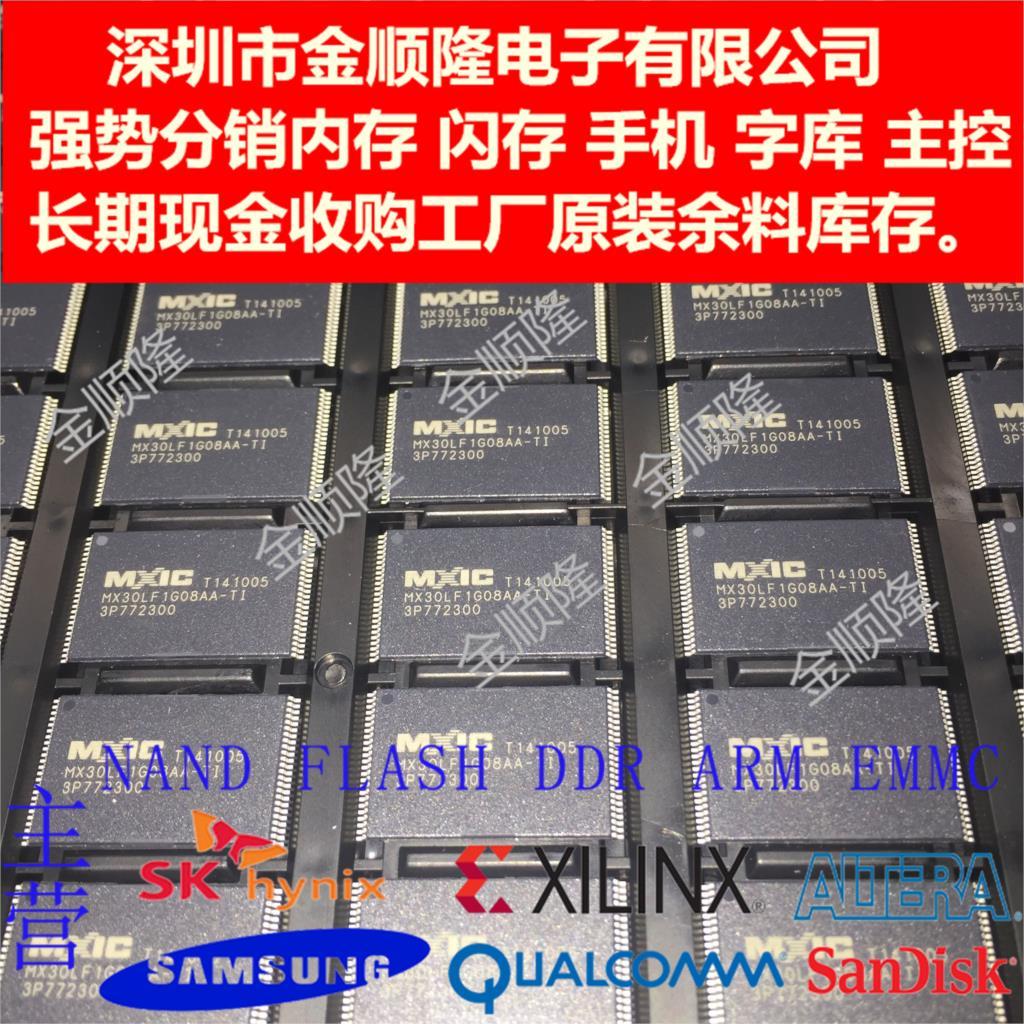 Frete grátis MX30LF1G08AA-TI nand 1gb 128mb mxic tsop 10 peças