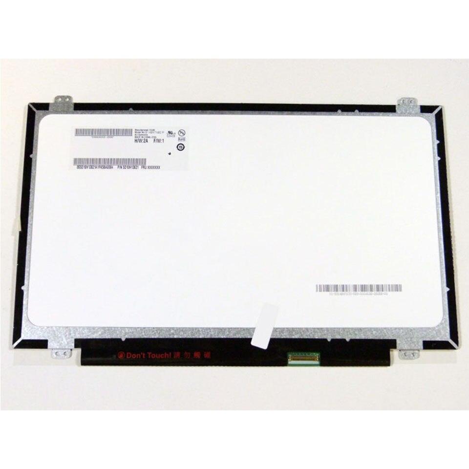 14.0 ''جديد b140xtn04.a ل HP STREAM 14-ck 14ck0992na LCD شاشة عرض LED 30 pins HD 1366*768