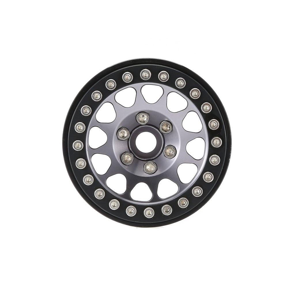 4PCS 1.9 Metal Beadlock Wheel Rim for 1:10 RC Crawler Traxxas Hsp Redcat Rc4wd Tamiya Axial Scx10 D90 Hpi Tire Accessories enlarge
