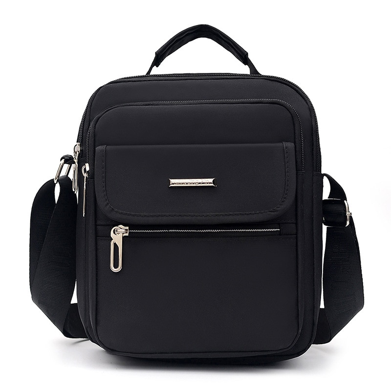 2020 new Custom Men's Shoulder Bag New Multi-Function Foreign Trade Outdoor Messenger Bag Korean Bus