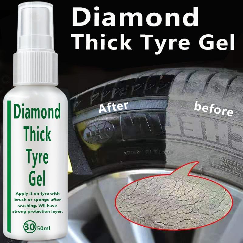 Car Auto Tire-wheel Dedicated Refurbishing Agent Cleaner Coating Polishing Protection Paint Care Nano-coating Liquid
