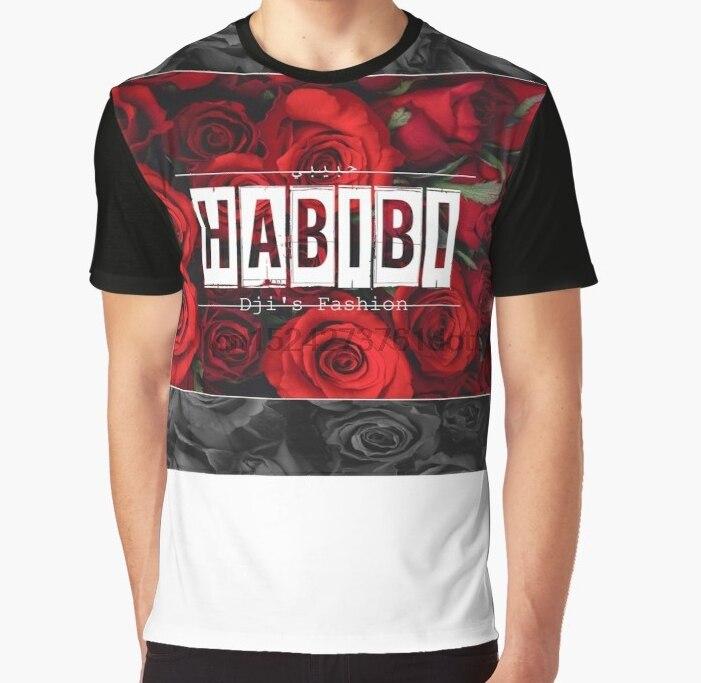 All Over Print 3D Women T Shirt Men Funny tshirt Habibi Graphic T-Shirt