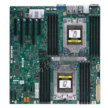 H11DSi Rev2.0 128-core server dual Gigabit Ethernet For AMD EPYC7702