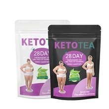 7/14/28 Day Keto Tea Weight Loss Tea Slimming Product Colon Cleanse  Fat Burning Slim Detox Skinny B